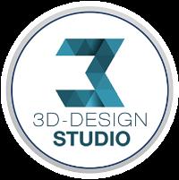 3D-Design Studio Koblenz Logo