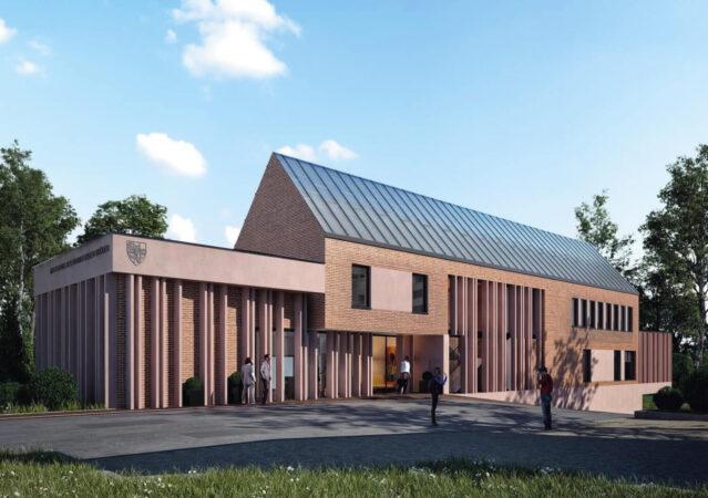 3D Visualisierung Neubau Brüderhaus Montabaur